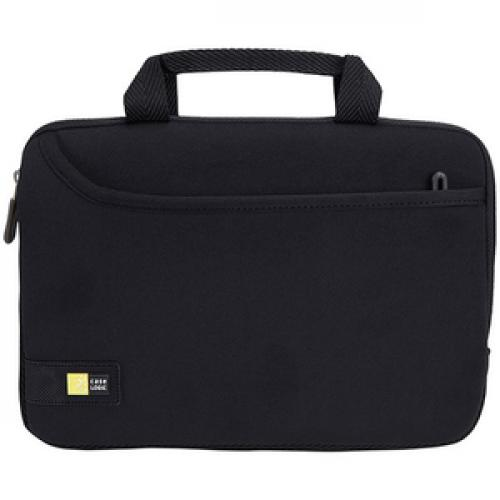 "Case Logic TNEO 110 Carrying Case (Attaché) For 10"" To 10.1"" IPad   Black Front/500"