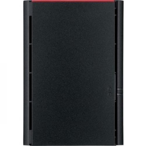 Buffalo LinkStation 220 8TB Personal Cloud Storage With Hard Drives Included Front/500