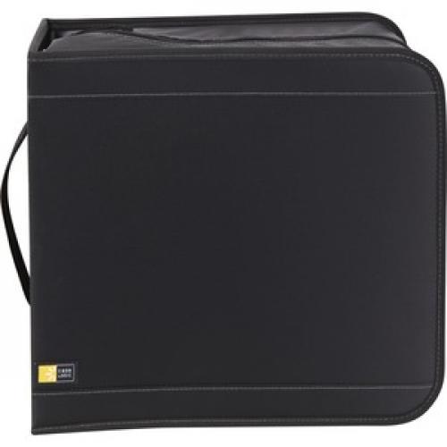 Case Logic 336 Capacity CD Wallet Front/500