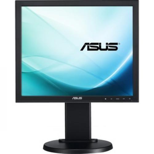 "Asus VB199T P 19"" SXGA LED LCD Monitor   5:4   Black Front/500"