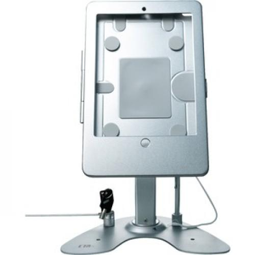 CTA Digital Anti Theft Security Kiosk Stand???For Ipad 2 4 & Ipad Air 1 2 Front/500