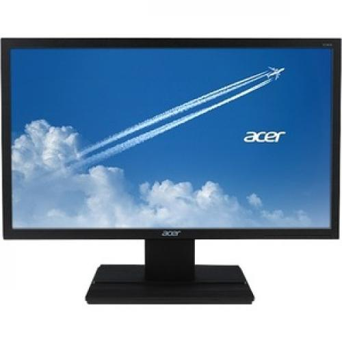 """Acer V246HQL 23.6"""" LED LCD Monitor   16:9   5ms   Free 3 Year Warranty Front/500"""