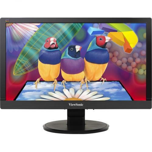 "Viewsonic Value VA2055Sm 20"" Full HD LED LCD Monitor   16:9 Front/500"