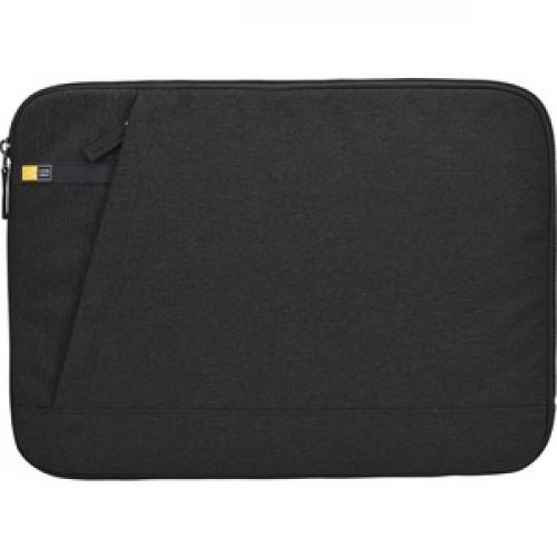 """Case Logic Huxton Carrying Case (Sleeve) For 16"""" Notebook   Black Front/500"""