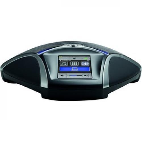 Konftel   Speakerphone   Konftel 55Wx   Cordless   Bluetooth   USB   Deskphone And Smartphone Connection   Expandable Front/500