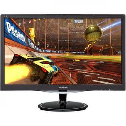 "Viewsonic VX2257 Mhd 22"" Full HD LED LCD Monitor   16:9   Black Front/500"