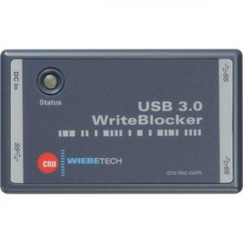 WiebeTech USB 3.0 WriteBlocker Front/500