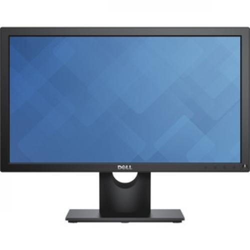 "Dell E2016HV 19.5"" HD+ LED LCD Monitor   16:9   1600 X 900   200 Nit   5 Ms   VGA Front/500"