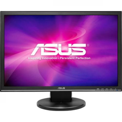"""Asus VW22AT CSM 22"""" WSXGA+ LED LCD Monitor   16:10   Black Front/500"""
