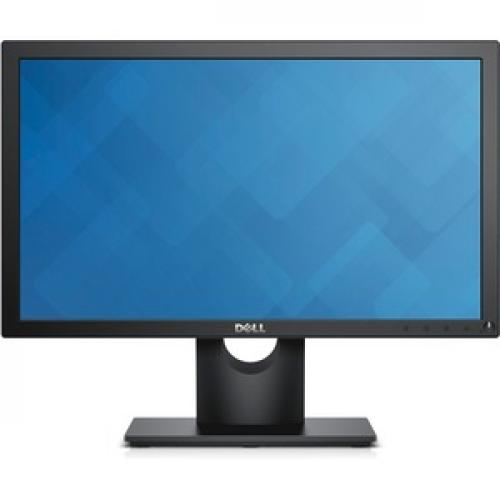 "Open Box: Dell E1916HV 18.5"" WXGA LED LCD Monitor   1366 X 768 WXGA Display @ 60Hz   Twisted Nematic LCD Panel   5 Ms Response Time   LED Backlight Technology   1 X VGA Connector Front/500"