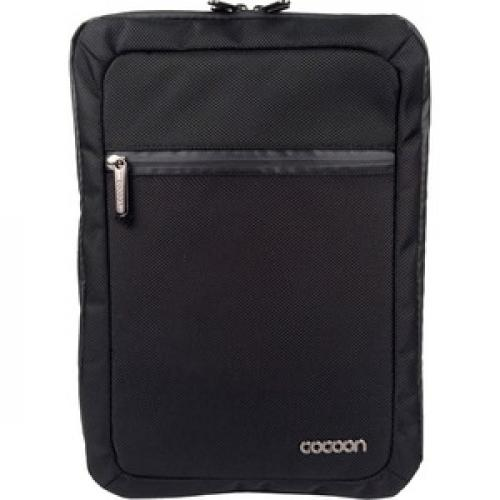 "Cocoon SLIM XS Carrying Case (Messenger) For 12.2"" IPad Pro   Black Front/500"