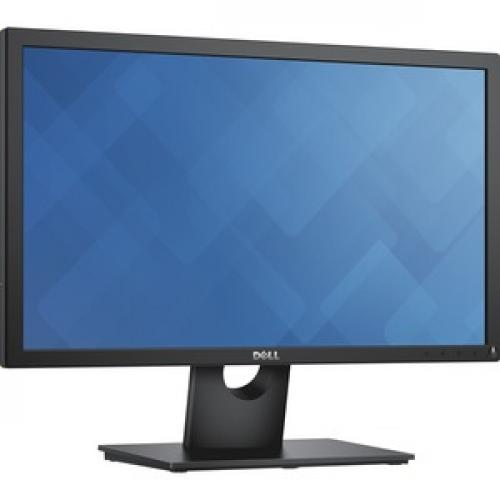 "Dell E2216HV 22"" Full HD LED LCD Monitor   16:9   Black Front/500"