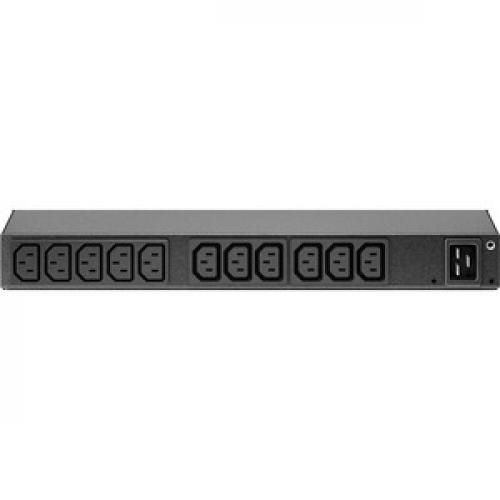 APC By Schneider Electric Basic Rack PDU AP6020A Front/500