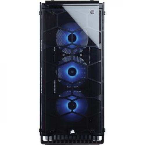 Corsair Crystal Series 570X RGB ATX Mid Tower Case Front/500
