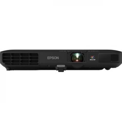 Epson PowerLite 1781W LCD Projector   16:10 Front/500