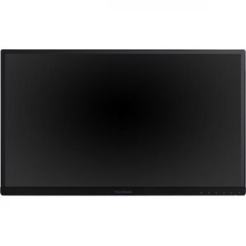 "Viewsonic VG2753 H2 27"" Full HD LED LCD Monitor   16:9   Black Front/500"