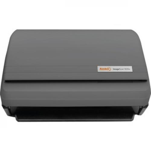 Ambir ImageScan Pro 820ix Sheetfed Scanner   600 Dpi Optical Front/500