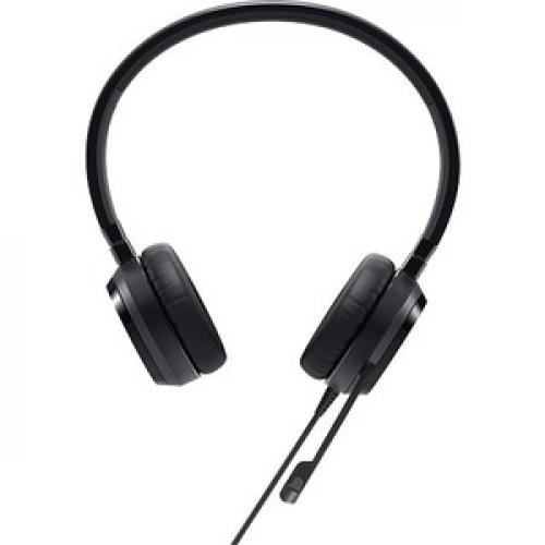 Dell Pro Stereo Headset   UC350   Skype For Business Front/500