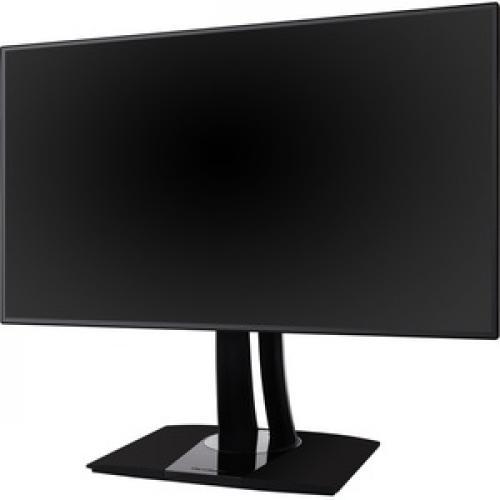"Viewsonic VP3268 4K 32"" 4K UHD WLED LCD Monitor   16:9   Black Front/500"