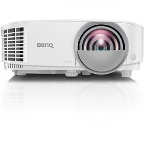 BenQ MW826ST 3D Ready Short Throw DLP Projector   16:10 Front/500