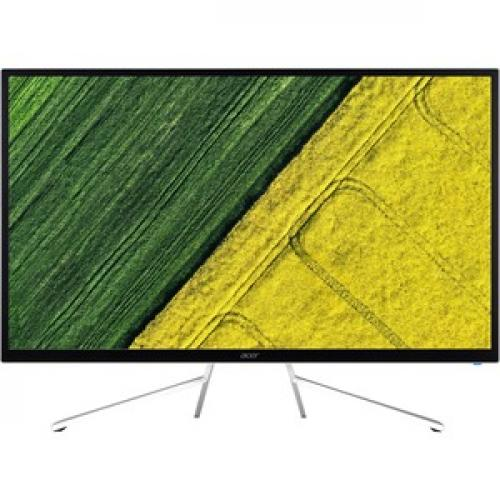 """Acer ET322QK 31.5"""" LCD Monitor   16:9   4ms   Free 3 Year Warranty Front/500"""