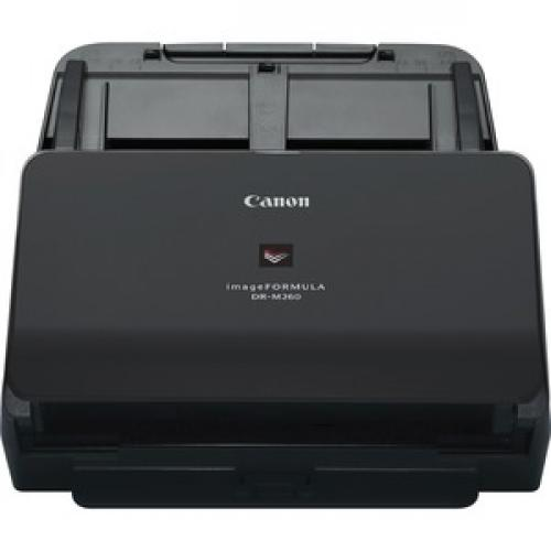 Canon ImageFORMULA DR M260 Sheetfed Scanner   600 Dpi Optical Front/500
