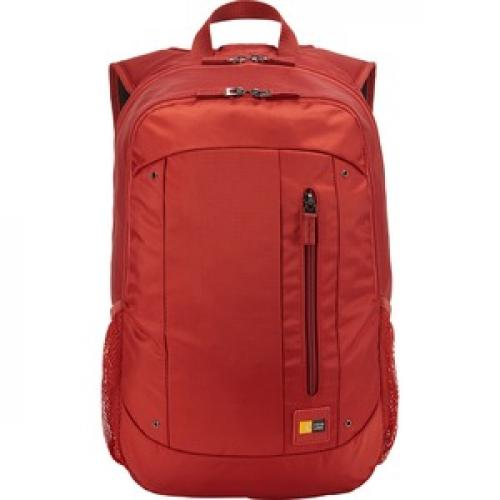 """Case Logic Jaunt WMBP 115 BRICK Carrying Case (Backpack) For 15.6"""" Notebook   Brick Front/500"""