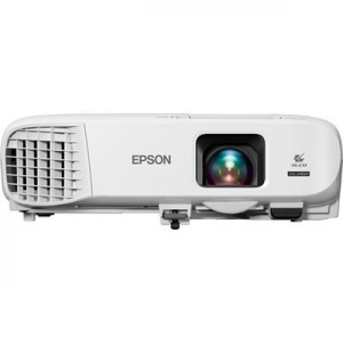 Epson PowerLite 990U LCD Projector   16:10 Front/500