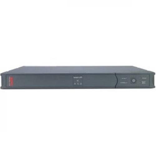 APC Smart UPS SC 450VA 120V   1U Rackmount/Tower  Not Sold In CO, VT And WA Front/500