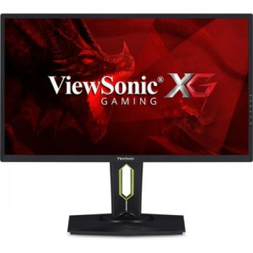 "Viewsonic XG2560 24.5"" Full HD WLED Gaming LCD Monitor   16:9   Black Front/500"