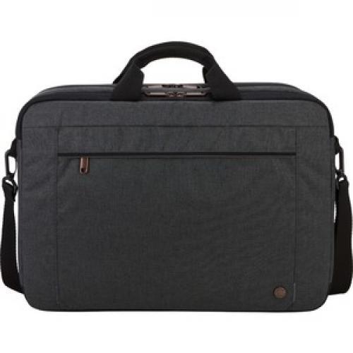 "Case Logic Era 3203696 Carrying Case For 15.6"" Notebook   Black Front/500"