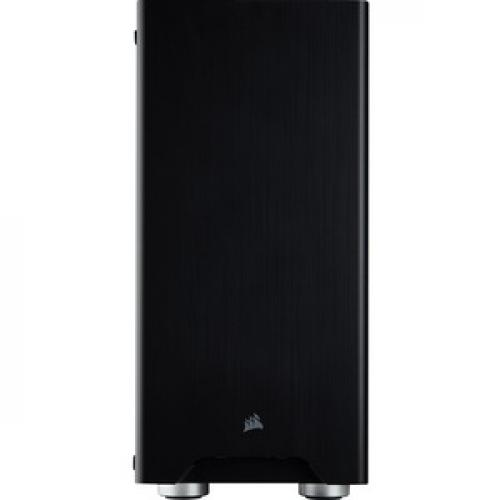 Corsair Carbide Series 275R Mid Tower Gaming Case   Black Front/500