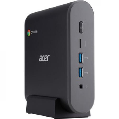 Acer CXI3 Chromebox   Intel Core I7 8th Gen I7 8550U Quad Core (4 Core) 1.80 GHz   16 GB RAM DDR4 SDRAM   64 GB Serial ATA/600 SSD Front/500