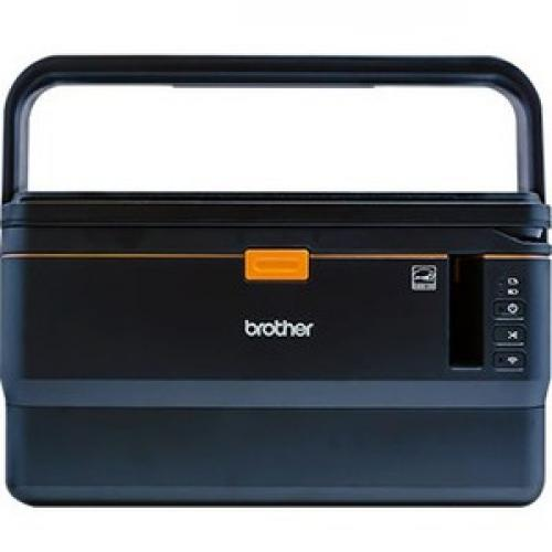 Brother PT E800W Label Maker Front/500