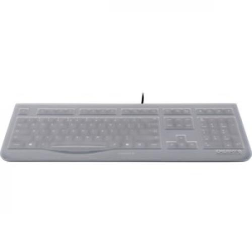 CHERRY EZClean KC1000 Covered Keyboard Front/500
