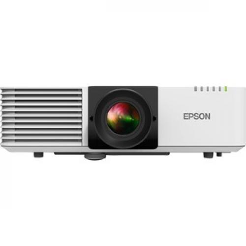 Epson PowerLite L610W Laser Projector Front/500