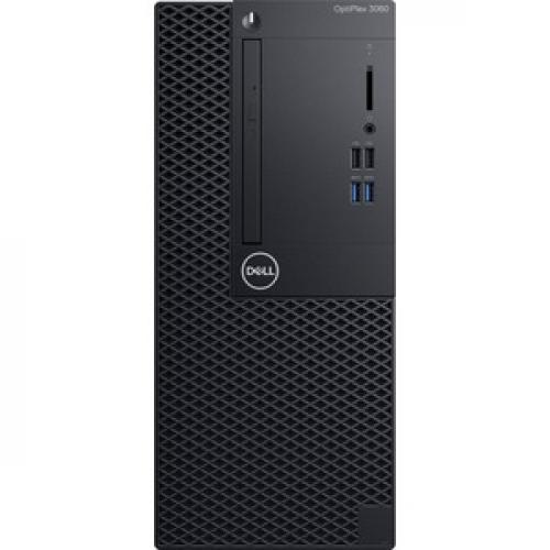 OPTI 3060 I3/3.6 4C 4GB 500GB W10 Front/500