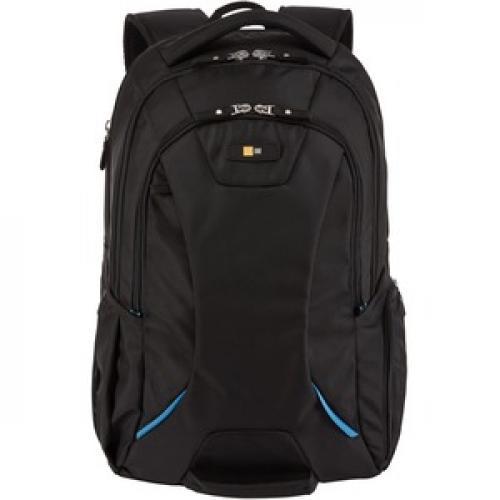 """Case Logic BEBP 315 BLACK Carrying Case (Backpack) For 15.6"""" Notebook   Black Front/500"""