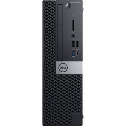OPTI 5060 I5/3.0 8GB 500G RAD R5 430 W10 Front/500