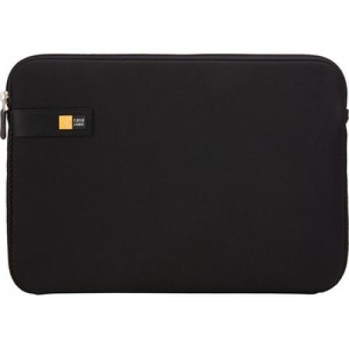 "Case Logic LAPS 213 BLACK Carrying Case (Sleeve) For 13.3"" Apple Notebook, MacBook Pro   Black Front/500"