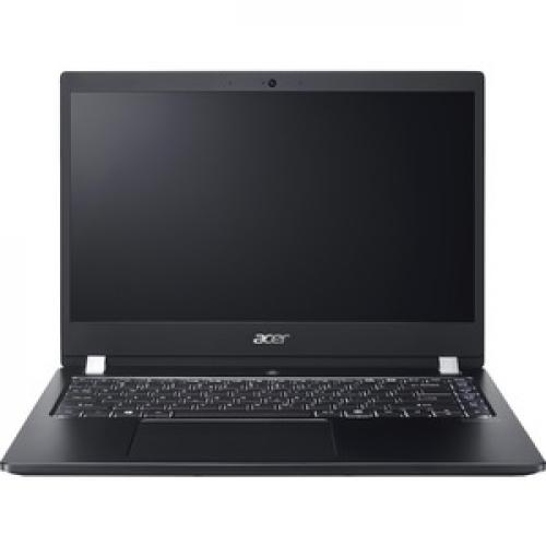 """Acer TravelMate X3410 M TMX3410 M 866T 14"""" Notebook   Full HD   1920 X 1080   Intel Core I7 (8th Gen) I7 8550U Quad Core (4 Core) 1.80 GHz   16 GB RAM   512 GB SSD Front/500"""