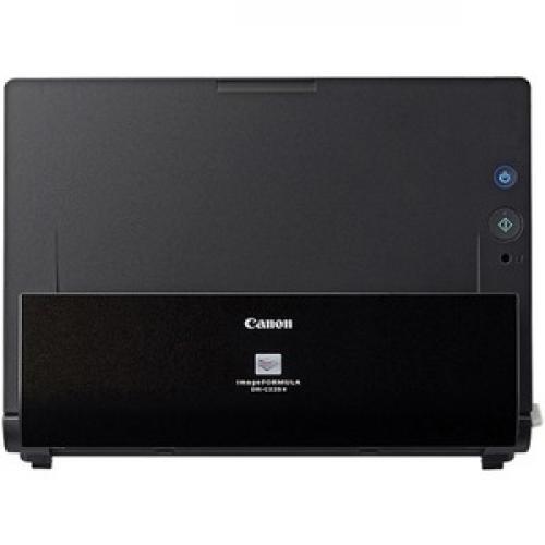 Canon ImageFORMULA DR C225II Sheetfed Scanner   600 Dpi Optical Front/500
