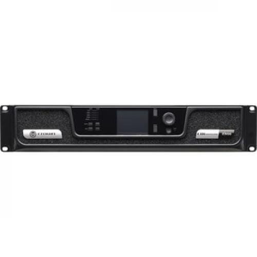 Crown CDi DriveCore 2 600 Amplifier   1200 W RMS   2 Channel Front/500