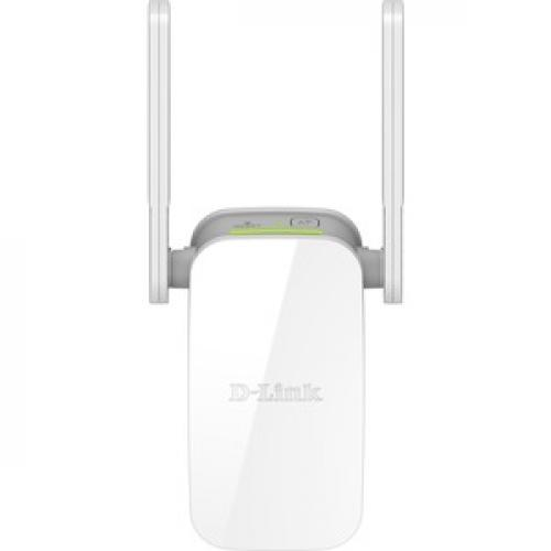 D Link DAP 1610 IEEE 802.11ac 1.17 Gbit/s Wireless Range Extender Front/500