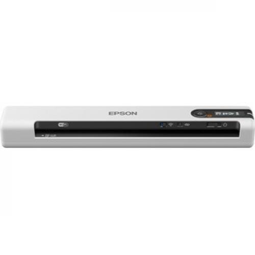 Epson DS 80W Sheetfed Scanner   600 Dpi Optical Front/500