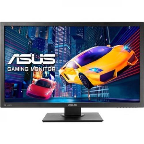 """Asus VP248QGL 24"""" Full HD WLED Gaming LCD Monitor   16:9   Black Front/500"""