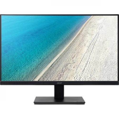 "Acer V277 27"" Full HD LED LCD Monitor   16:9   Black Front/500"