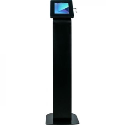 CTA Digital Premium Locking Floor Stand Kiosk Front/500