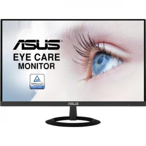 "Asus VZ249HE 23.8"" Full HD LED LCD Monitor   16:9   Black Front/500"