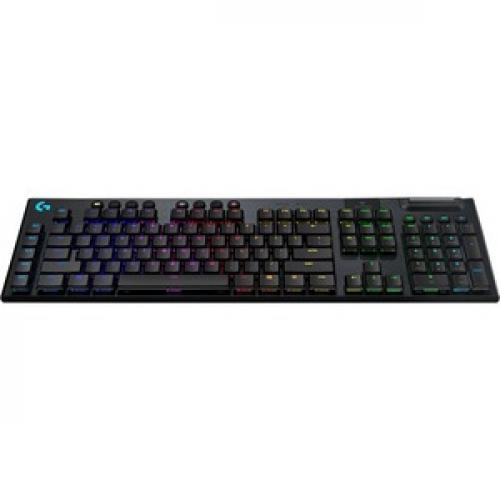 Logitech G915 Lightspeed Wireless RGB Mechanical Gaming Keyboard Front/500
